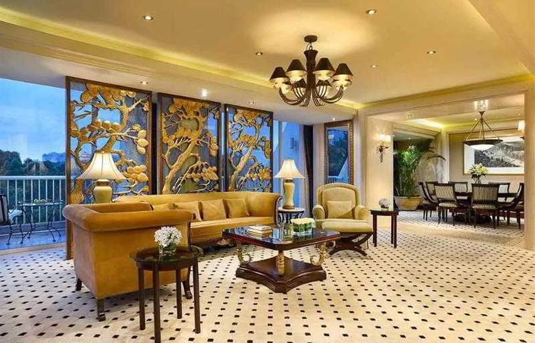 Sofitel Dongguan Golf Resort - Hotel - 45
