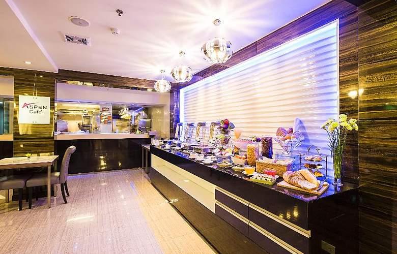Aspen Suites Sukhumvit 2 by Compass Hospitality - Restaurant - 20