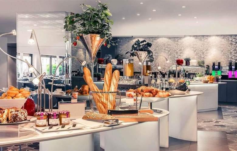 Mercure Marseille Centre Vieux Port - Restaurant - 80