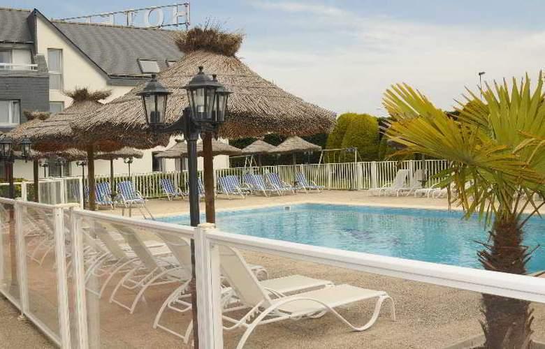 Inter-Hotel Aquilon Saint-Nazaire - Pool - 14