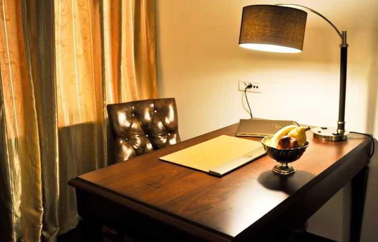 Duvet Center - Room - 8