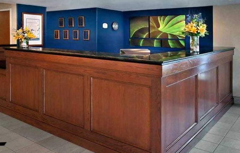 Fairfield Inn Boston Woburn/Burlington - Hotel - 2