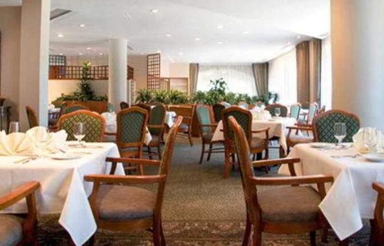 Hilton Garden Inn Durham RTP - Restaurant - 8