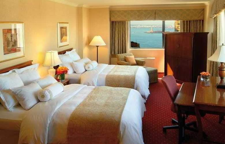 New York Marriott Downtown - Room - 12