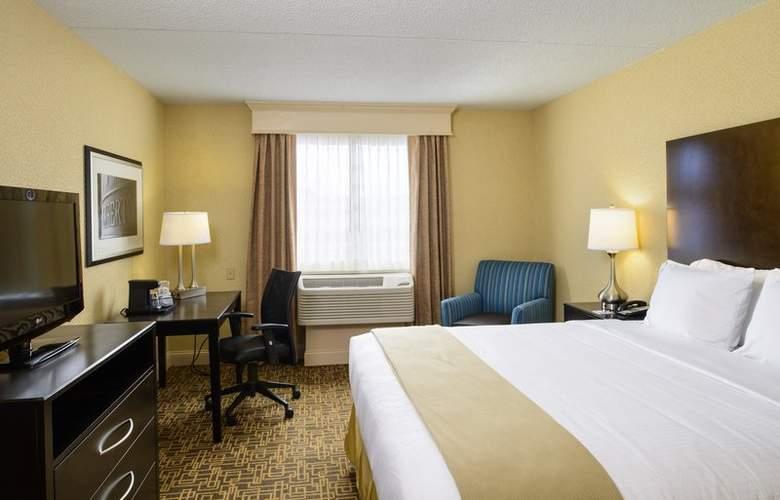 Holiday Inn Express Philadelphia Penns Landing - Room - 17