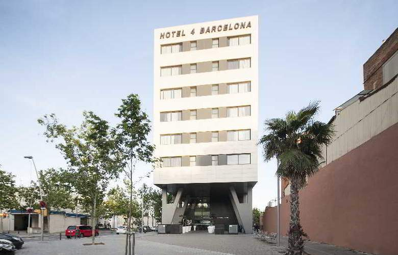 Best 4 Barcelona - Hotel - 12