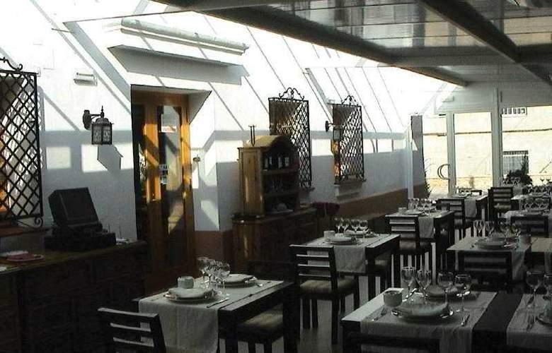 Rosaleda Doncel - Restaurant - 5