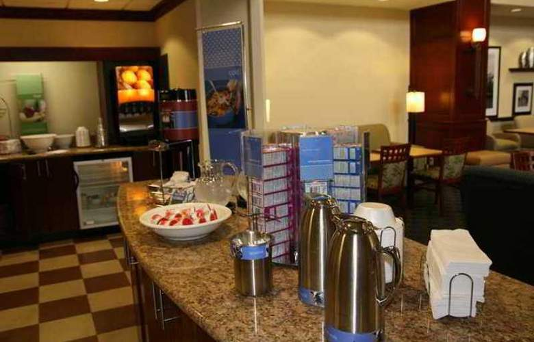 Hampton Inn & Suites Tulsa North/Owasso - Hotel - 7