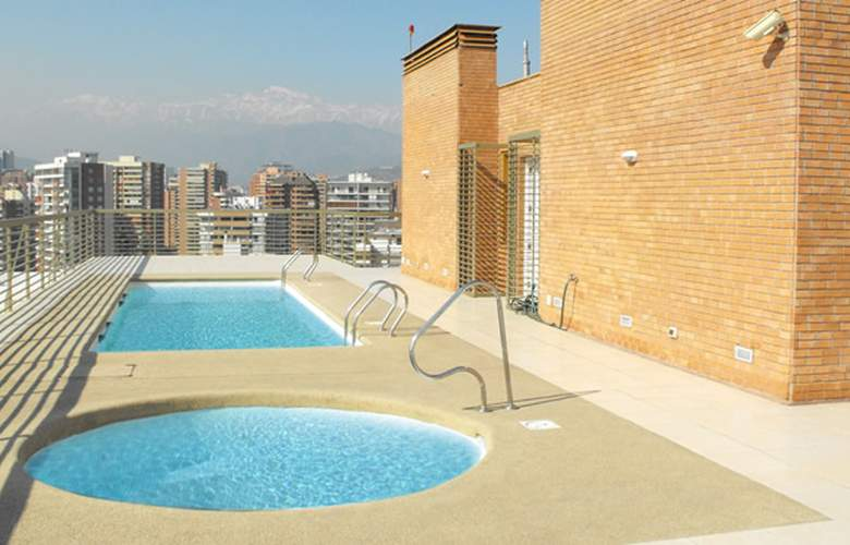 Apart Hotel Inter Suites Las Condes - Pool - 2