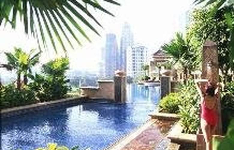 Mandarin Oriental - Pool - 2