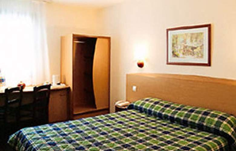 Campanile Luxembourg - Room - 2