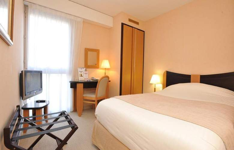 Best Western Crequi Part Dieu - Room - 35