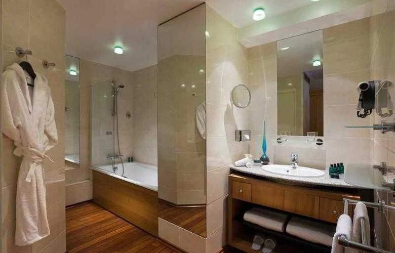 Sofitel Biarritz le Miramar Thalassa Sea & Spa - Hotel - 4