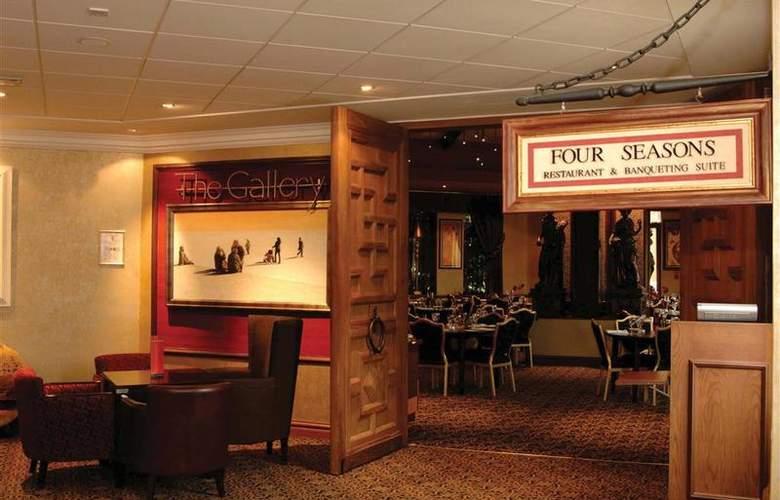 Best Western Premier Leyland - Restaurant - 144
