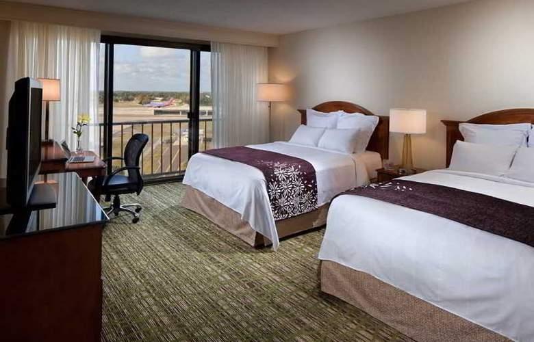 Tampa Airport Marriott - Room - 5