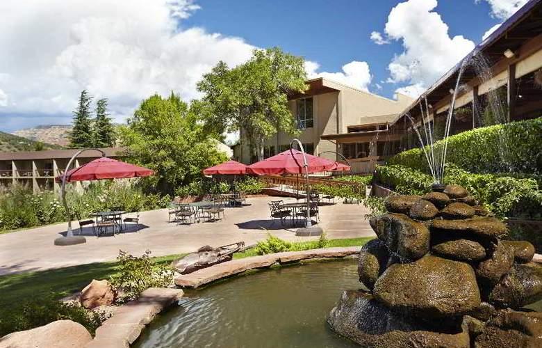 Poco Diablo Resort - Terrace - 21