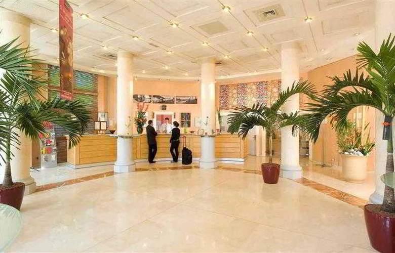 Mercure Montpellier Antigone - Hotel - 36