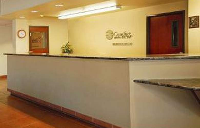 Comfort Inn & Suites at ASU - General - 1