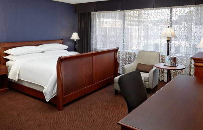 Sheraton Hotel Ottawa - Room - 10
