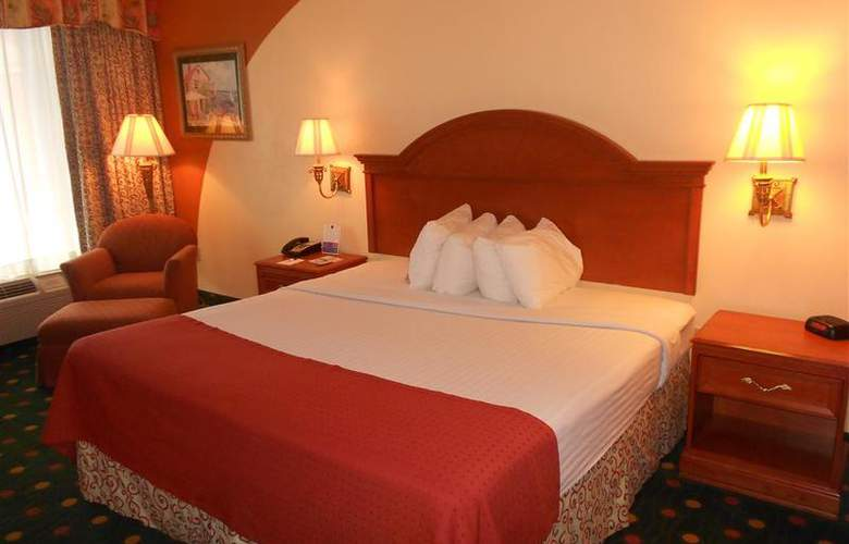 Best Western Seaside Inn-St. Augustine Beach - Room - 21