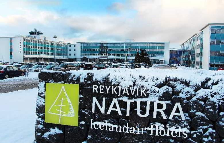 Icelandair Hotel Reykjavik Natura - Hotel - 6