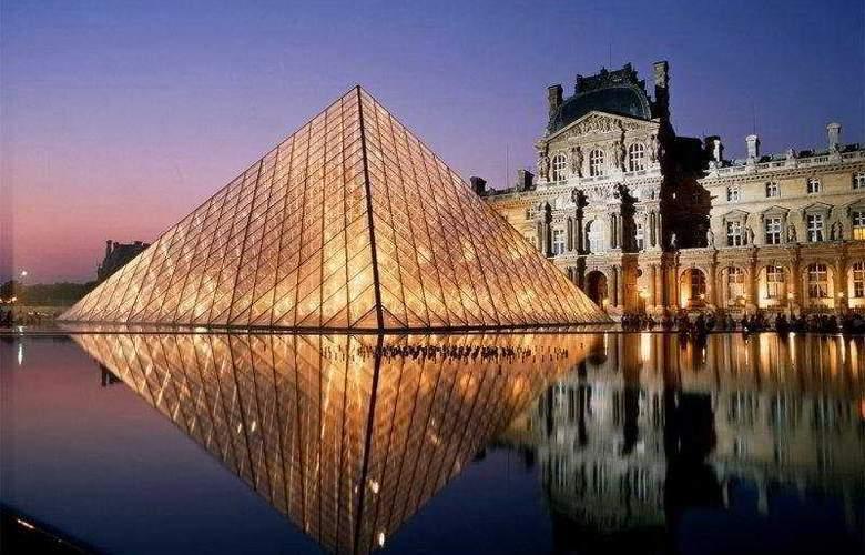 Roulette Paris Opera - St Lazare 3* - Hotel - 0