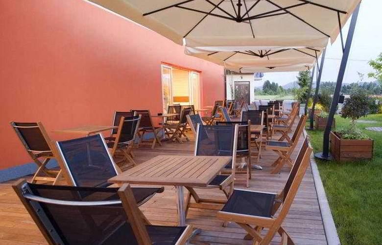 Ahotel Ljubljana - Terrace - 8