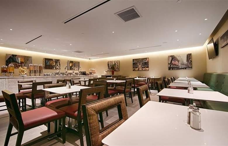 Best Western Premier Herald Square - Restaurant - 96