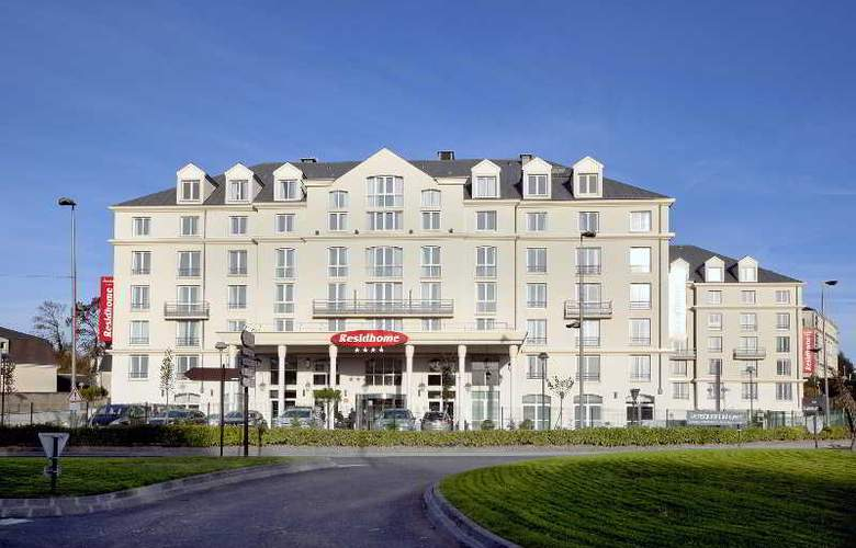 Residhome Roissy Park - Hotel - 7