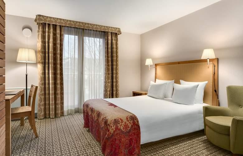 NH Groningen Hotel de Ville - Room - 10
