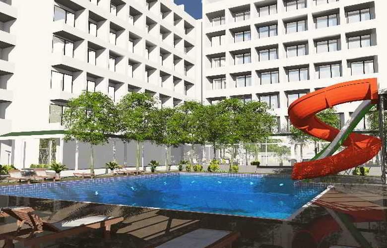 Grand Efe - Pool - 21