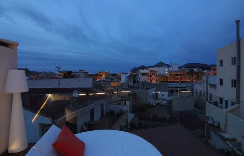 Alcudia Petit - Terrace - 18