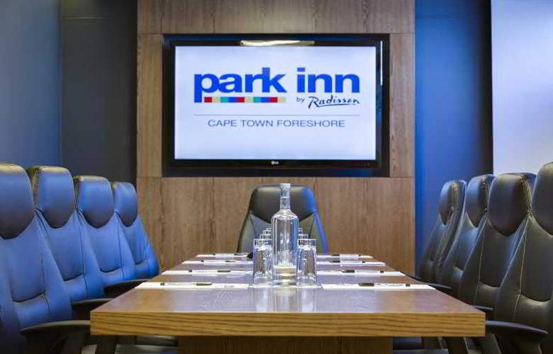 Park Inn by Radisson Cape Town Foreshore - Conference - 19