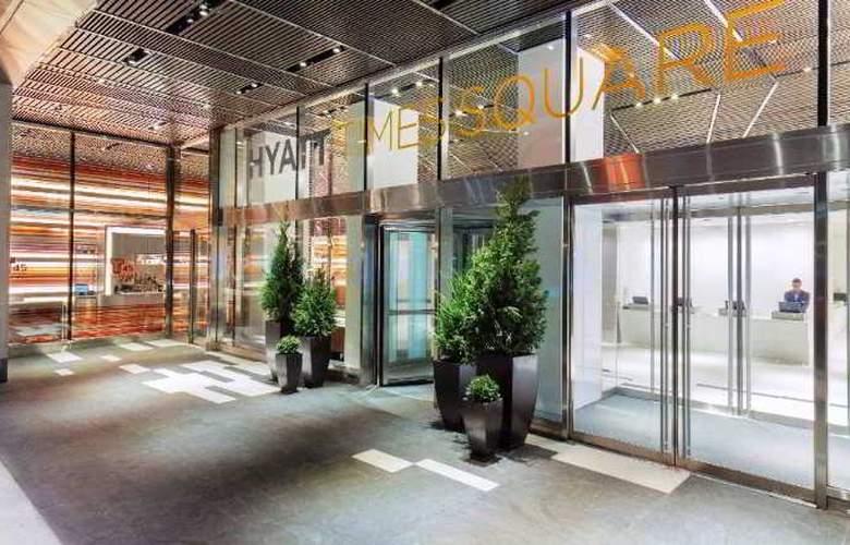 Hyatt Centric Times Square New York - Hotel - 0