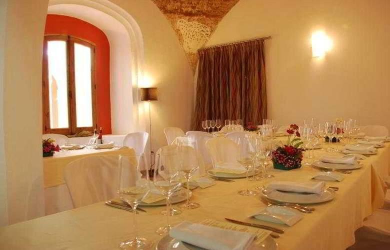 Hotel Convento San Diego - Restaurant - 6