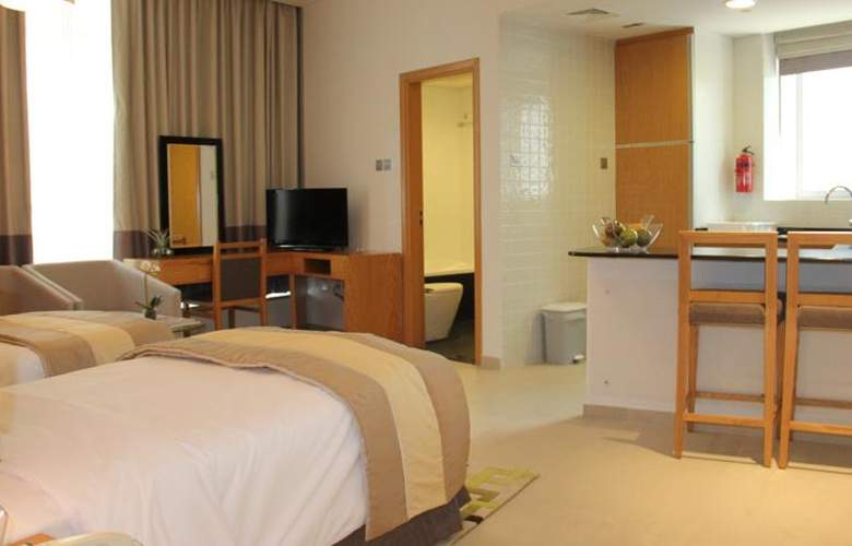 Grand Midwest Reve Hotel Apartments - Room - 8