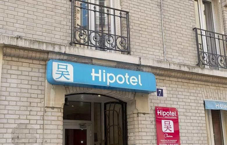 Hipotel Buttes Chaumont - Building - 0
