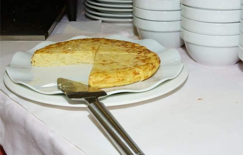 Best Western Hotel Los Condes - Restaurant - 2