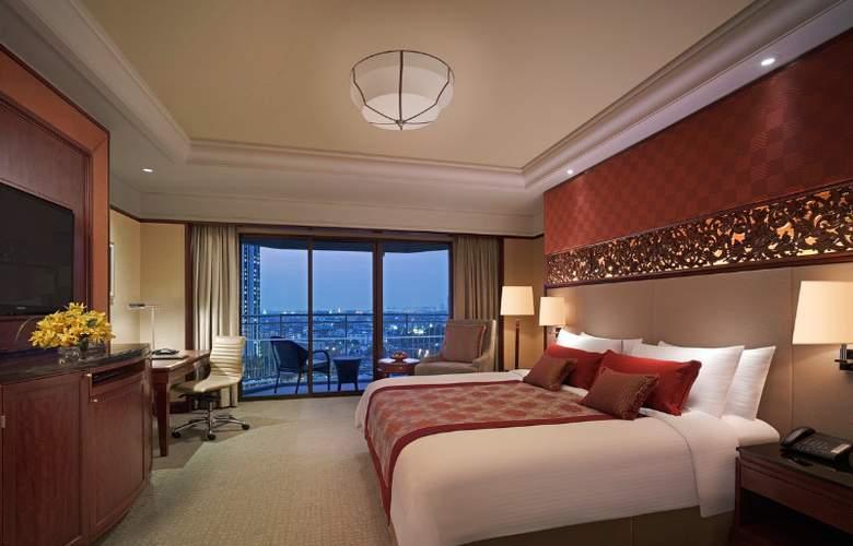 Shangri-La Bangkok - Room - 11