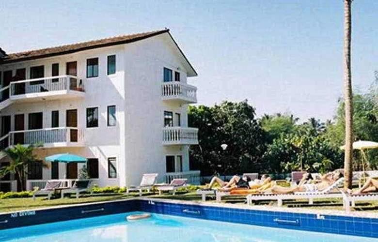 CItrus Resort, Goa - Pool - 4