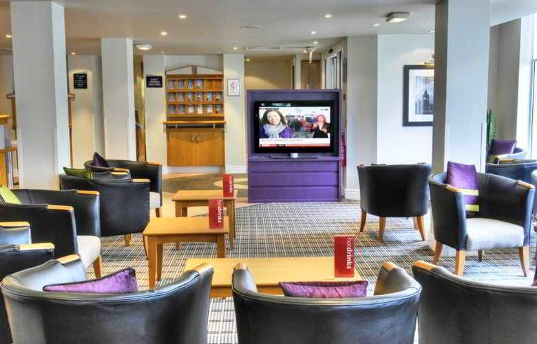 Holiday Inn Express Edinburgh Waterfront - General - 9