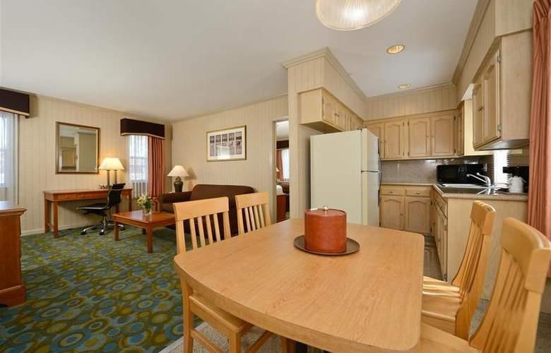 Best Western Plus Executive Suites - Room - 38