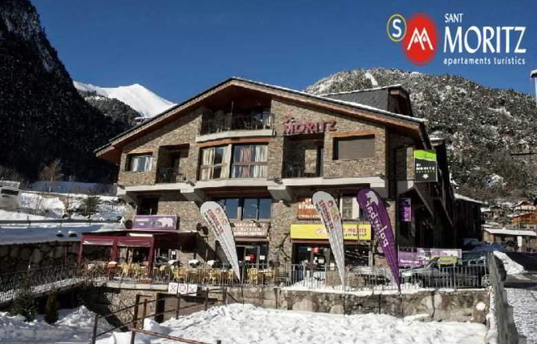 Apartamentos Sant Moritz - Hotel - 11