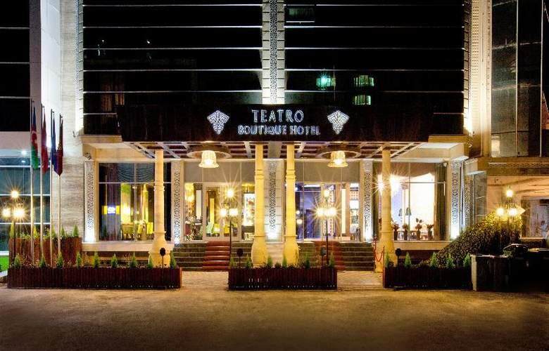 Teatro Boutique Hotel - Hotel - 6