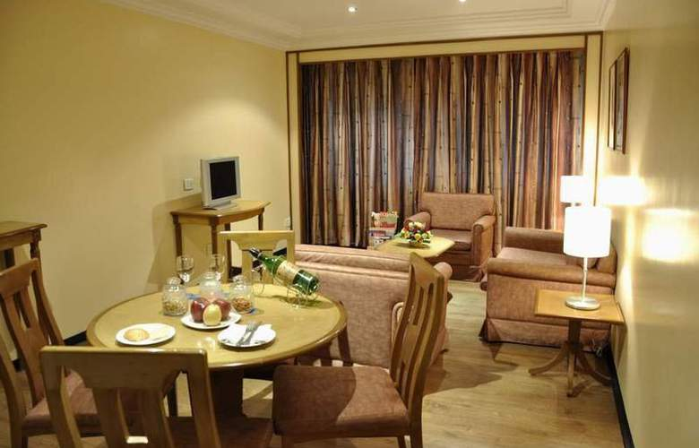 Aditya Park Hyderabad - Room - 9