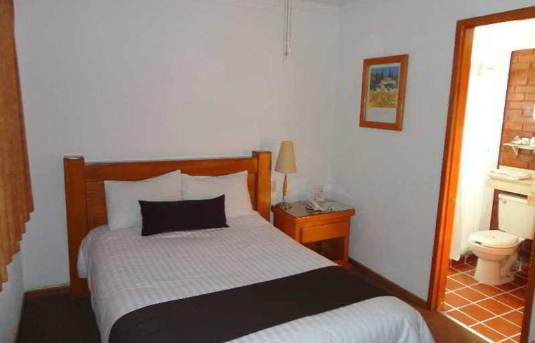 Campestre Inn Hotel & Residencias - Room - 12