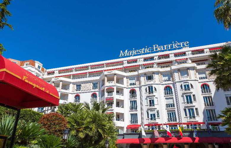 Majestic Barriere - Hotel - 8