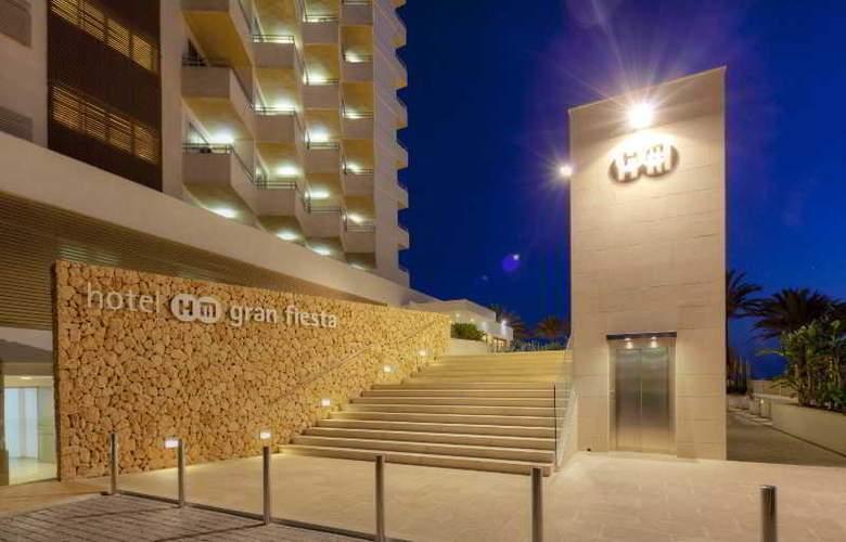 HM Gran Fiesta - Hotel - 9
