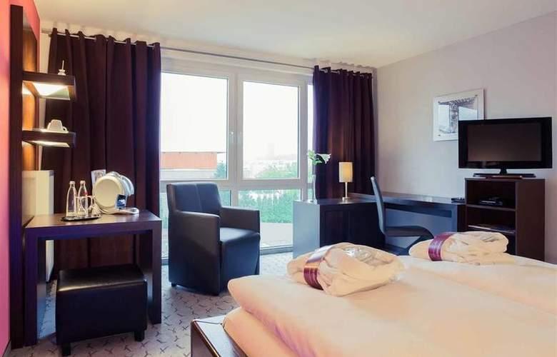 Mercure Hotel am Centro Oberhausen - Room - 29