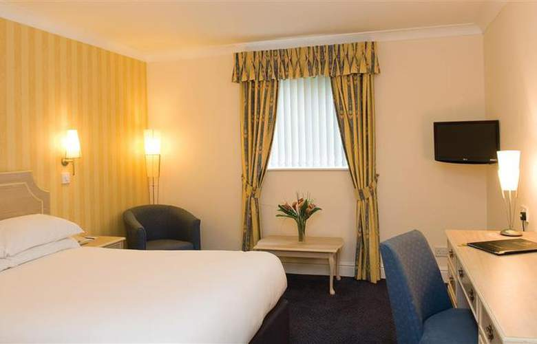 Best Western Calcot - Room - 119